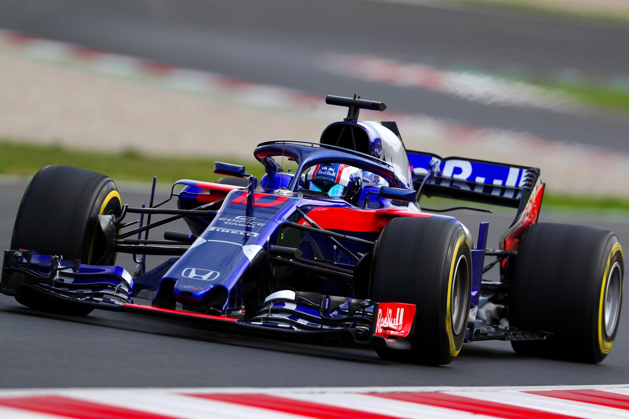 Article Red Bull Motorsport – Pierre Gasly